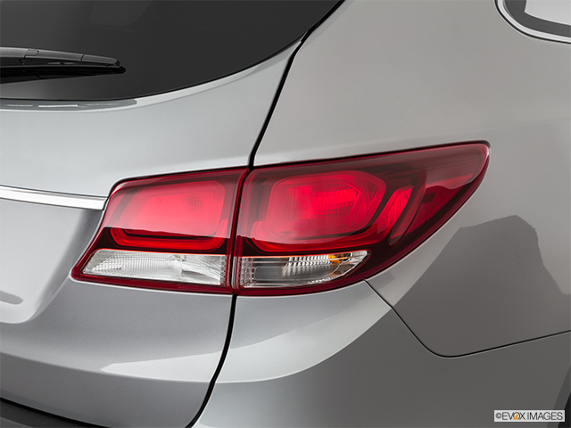 2019 Hyundai Santa Fe XL Passenger Side Taillight