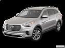 2019 Hyundai Santa Fe XL Front angle view