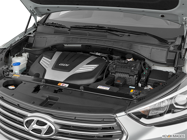 2019 Hyundai Santa Fe XL Engine