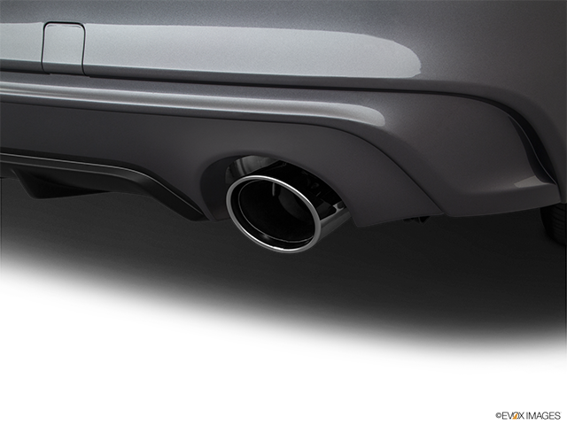2019 INFINITI Q50 Chrome tip exhaust pipe