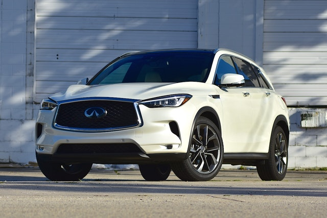 2019 INFINITI QX50 Review   CARFAX Vehicle Research