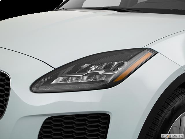 2019 Jaguar E-PACE Drivers Side Headlight