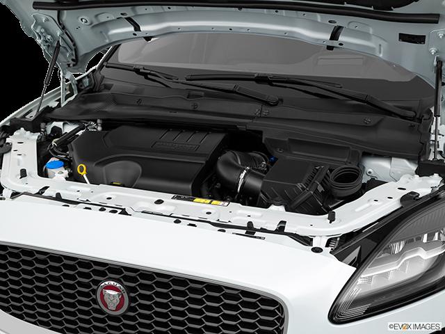 2019 Jaguar E-PACE Engine