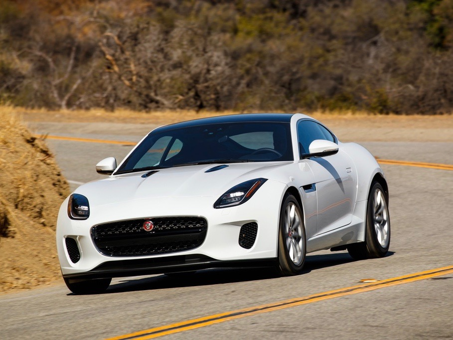 Jaguar F-Type Reviews