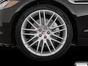 2019 Jaguar XF Front Drivers side wheel at profile