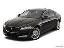 2019 Jaguar XF Front angle view