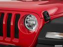 2019 Jeep Wrangler Drivers Side Headlight