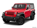 2019 Jeep Wrangler Front angle view