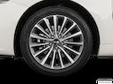 2019 Kia Cadenza Front Drivers side wheel at profile