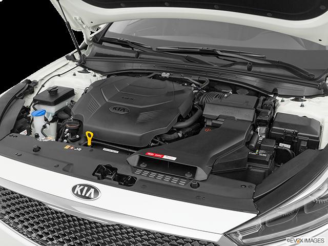 2019 Kia Cadenza Engine