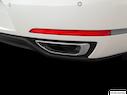 2019 Kia Cadenza Chrome tip exhaust pipe