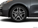2019 Kia Forte Front Drivers side wheel at profile