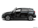 2019 Kia Niro EV Driver's side profile with drivers side door open