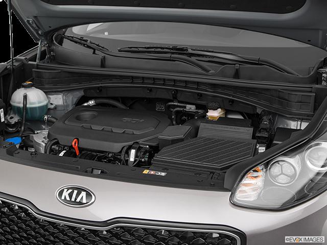 2019 Kia Sportage Engine