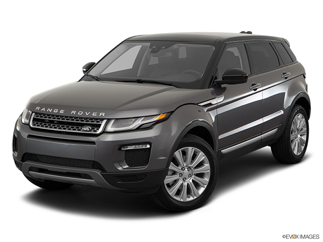 2019 Land Rover Range Rover Evoque Front angle view