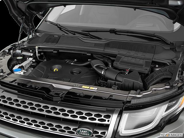 2019 Land Rover Range Rover Evoque Engine