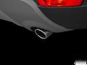 2019 Land Rover Range Rover Evoque Chrome tip exhaust pipe