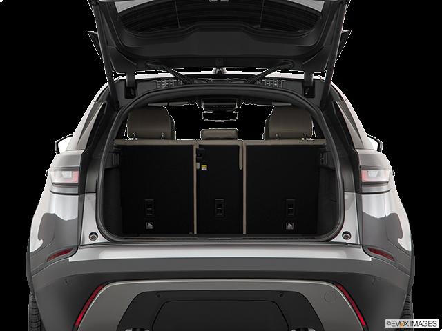 2019 Land Rover Range Rover Velar Trunk open