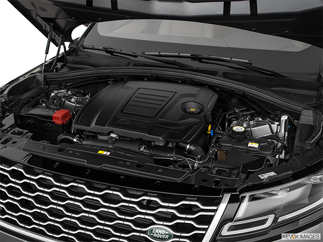 2019 Land Rover Range Rover Velar Engine