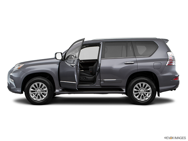 2019 Lexus GX 460 Driver's side profile with drivers side door open