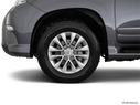 2019 Lexus GX 460 Front Drivers side wheel at profile
