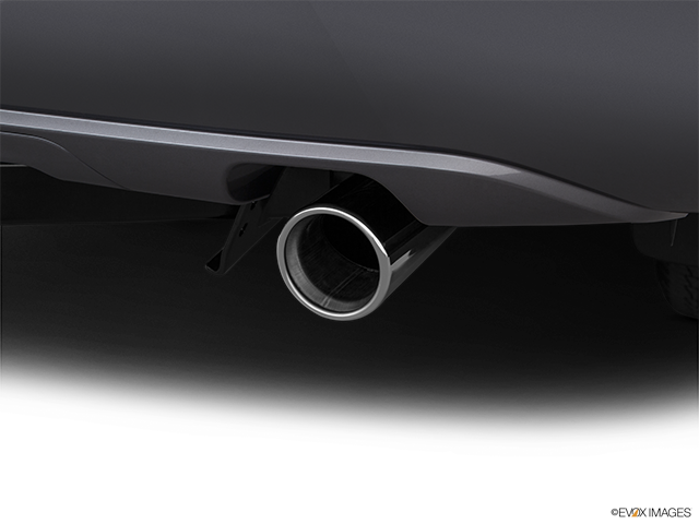 2019 Lexus GX 460 Chrome tip exhaust pipe