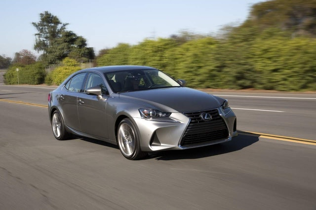 2019 Lexus IS 300 Exterior