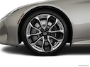 2019 Lexus LC 500 Front Drivers side wheel at profile