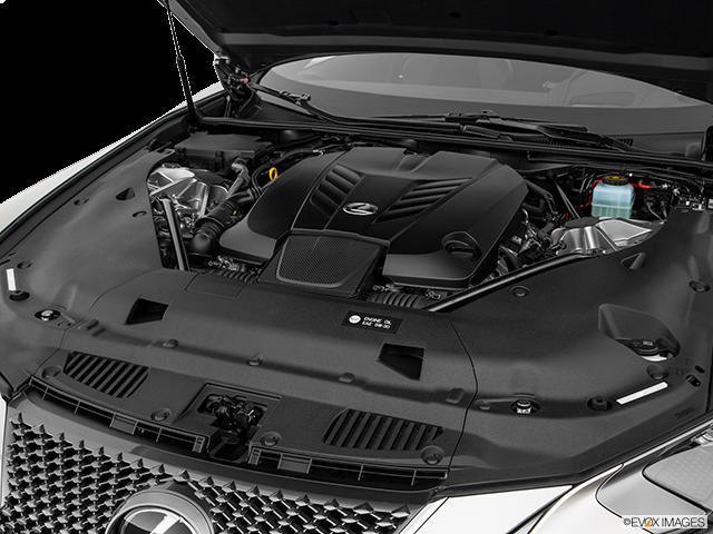 2019 Lexus LC 500 Engine
