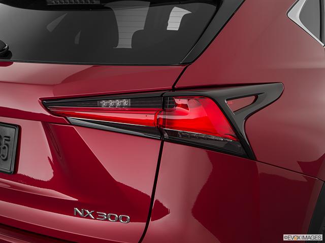 2019 Lexus NX 300 Passenger Side Taillight