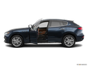 2019 Maserati Levante Driver's side profile with drivers side door open