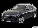 2019 Maserati Levante Front angle view