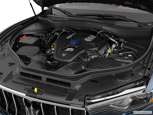 2019 Maserati Levante Engine