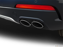 2019 Maserati Levante Chrome tip exhaust pipe