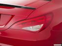 2019 Mercedes-Benz CLA Passenger Side Taillight