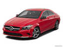 2019 Mercedes-Benz CLA Front angle view