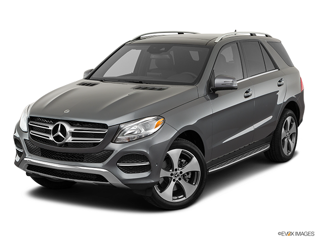 2019 Mercedes-Benz GLE Front angle view