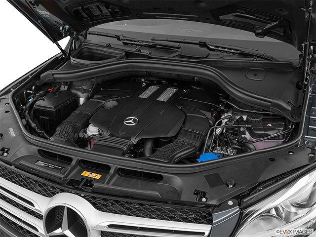 2019 Mercedes-Benz GLE Engine