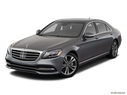 2019 Mercedes-Benz S-Class Front angle view