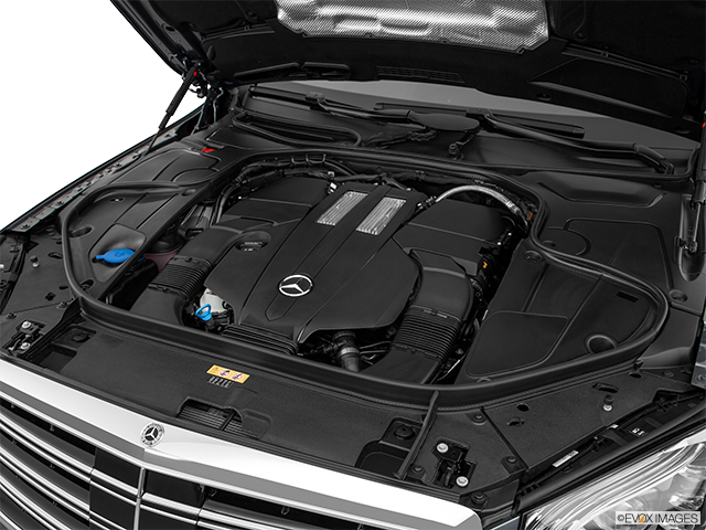 2019 Mercedes-Benz S-Class Engine