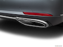 2019 Mercedes-Benz S-Class Chrome tip exhaust pipe
