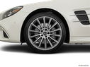 2019 Mercedes-Benz SL-Class Front Drivers side wheel at profile