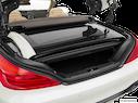 2019 Mercedes-Benz SL-Class Trunk open