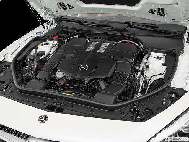 2019 Mercedes-Benz SL-Class Engine