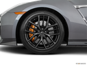 2019 Nissan GT-R Front Drivers side wheel at profile