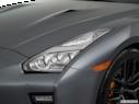 2019 Nissan GT-R Drivers Side Headlight