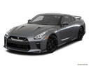 2019 Nissan GT-R Front angle view