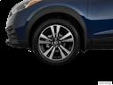 2019 Nissan Kicks Front Drivers side wheel at profile