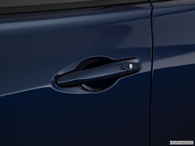 2019 Nissan Kicks Drivers Side Door handle