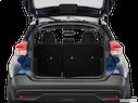 2019 Nissan Kicks Trunk open